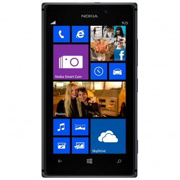 "Smartphone, Dual Core 1.5Ghz, 4.5"" Amoled, 8MP, 1GB RAM, Black, NOKIA Lumia 925"