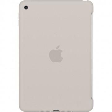Husa APPLE Silicone Case pentru iPad Mini 4, Stone