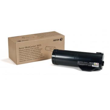 Toner, black, XEROX 106R02737