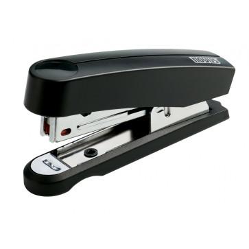 Capsator de birou, pentru maxim 10 coli, capse 10/5, negru, NOVUS B10