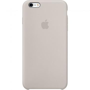 Husa de protectie APPLE pentru iPhone 6s Plus, Silicon, Stone