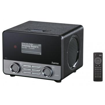 Internet radio, negru, HAMA IR110