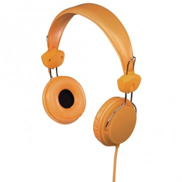 Casti audio, orange, HAMA Joy