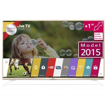 Televizor LED 125 cm, 4K UHD, Smart TV, webOS 2.0, Wi-Fi, IPS, Triple XD Engine, LG 49UF6907