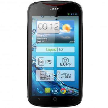 """Smartphone Dual Sim, 4.5"""", 8MP, 4GB, Black, ACER Liquid E2"""