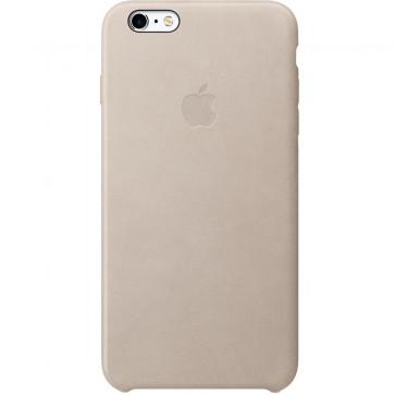 Husa de protectie APPLE pentru iPhone 6s, Piele, Rose Gray