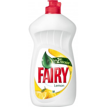 Detergent de vase FAIRY Lemon, 500ml