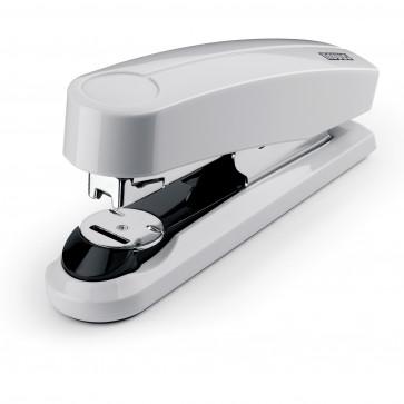 Capsator de birou metalic, pentru maxim 50 coli, capse 24/6, gri, NOVUS B4FC