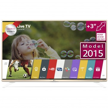 Televizor LED 109 cm, 4K UHD, Smart TV, webOS 2.0, Wi-Fi, IPS, Triple XD Engine, LG 43UF6907