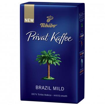 Cafea prajita si macinata, 250g, TCHIBO Brazil Mild Privat kaffee