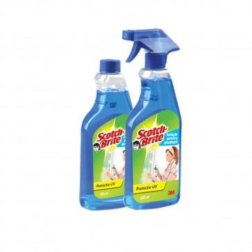 Detergent pentru geamuri, 500ml, SCOTCH-BRITE