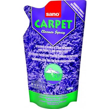 Rezerva detergent pentru covoare, 500 ml, SANO Carpet