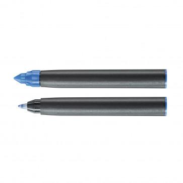 Rezerva roller, albastru, 5 buccutie, HERLITZ my.pen