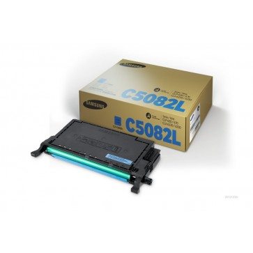 Toner, cyan, SAMSUNG CLT-C5082L