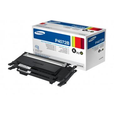Toner, black, set 2 bucati, SAMSUNG CLT-P4072B