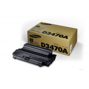 Toner, black, SAMSUNG ML-D3470A