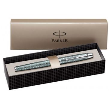 Roller, PARKER IM Premium Vacumatic Emerald Pearl CT