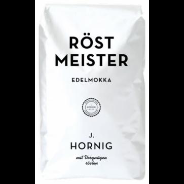 Cafea boabe, 1000gr, J. HORNIG Röstmeister Edelmokka