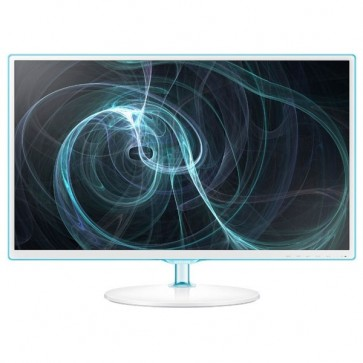 "Monitor, 23.6"", Full HD, alb, SAMSUNG S24D391HL"