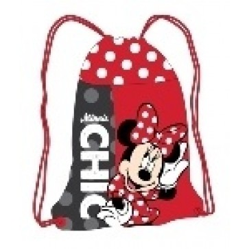 Sac sport, rosu, PIGNA Minnie Mouse