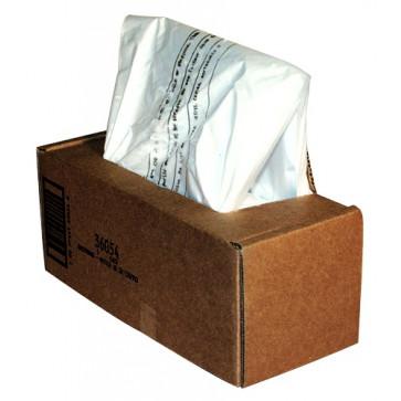 Saci pentru distrugatoare de documente, 53-75l, 50 bucaticutie, FELLOWES
