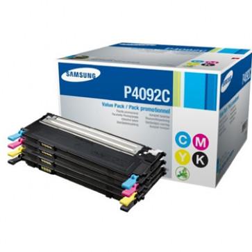 Toner, 4 culori/set, SAMSUNG CLT-P4092C