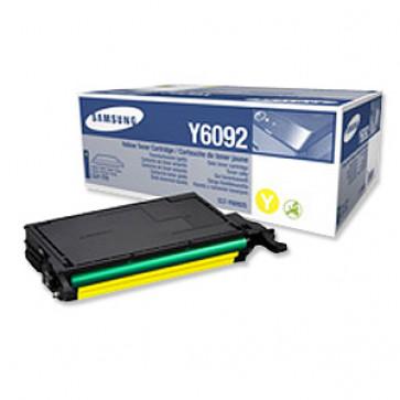 Toner, yellow, SAMSUNG CLT-Y6092S