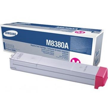 Toner, magenta, SAMSUNG CLX-M8380A