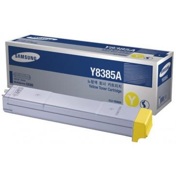 Toner, yellow, SAMSUNG CLX-Y8385A