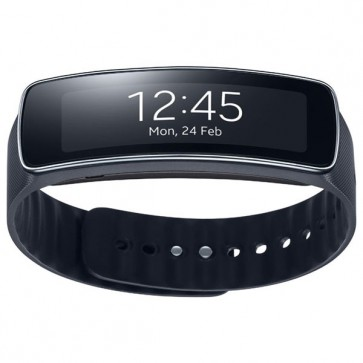 Smartwatch, Black, SAMSUNG Galaxy Gear Fit SM-R3500