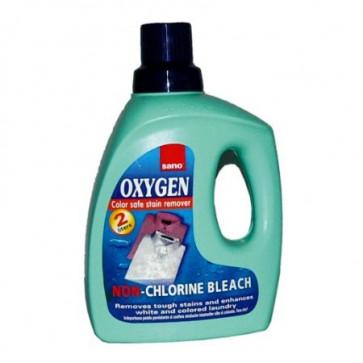 Detergent lichid pentru pete, 2L, SANO Oxygen Tough Stain Remover