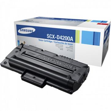 Toner, black, SAMSUNG SCX-D4200A