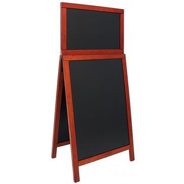 Top tabla info, rama lemn, 55 x 120cm, SECURIT