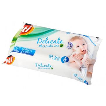 Servetel umed copii, 64 buc/ pac, OTI