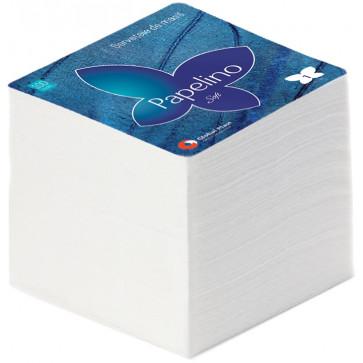 Servetele, 1 strat, 25 x 25cm, alb, 100 buc./pachet, PAPELINO Soft