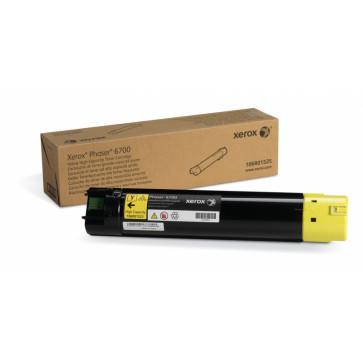 Toner, yellow, XEROX 106R01525