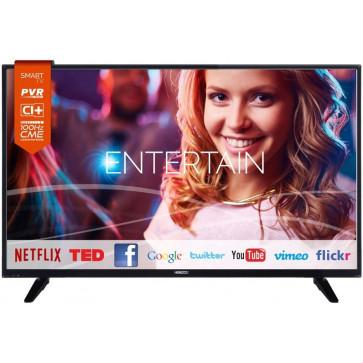 """Televizor LED HORIZON 43HL733F 43"""", Full HD, Smart TV, CI+"""