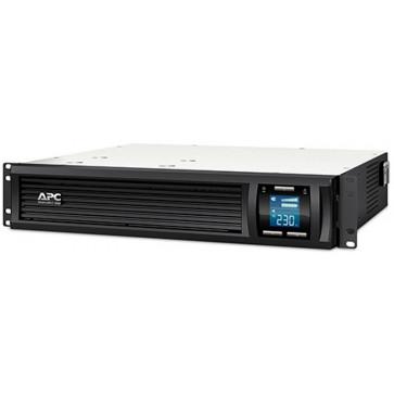 UPS APC Smart-UPS C 1000VA 2U Rack