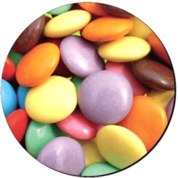 Mouse pad, FELLOWES Smarties