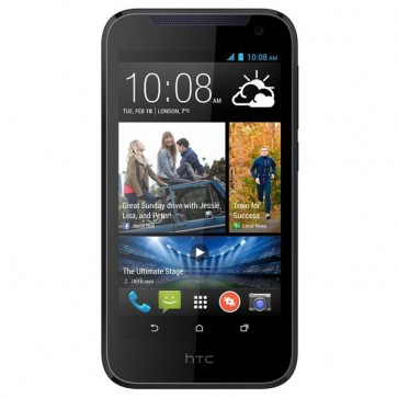 "Smartphone, 4.5"", 5MP, Wi-Fi, Bluetooth, Blue, HTC Desire 310"