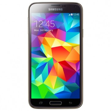 SAMSUNG G900FD Galaxy S5 Duos, Dual Sim , Gold