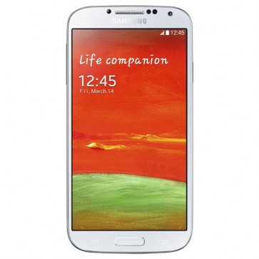 Smartphone, 13 MP, 16 GB, Valued Edition, White, SAMSUNG I9515 Galaxy S4