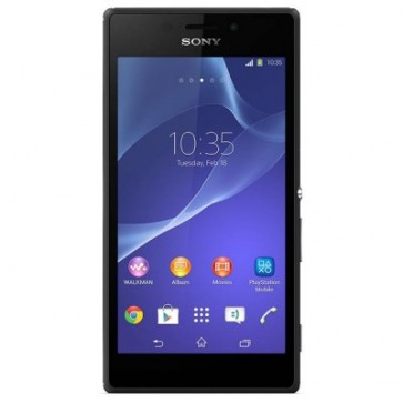 "Smartphone, 4.8"", 8MP, Wi-Fi, Bluetooth, Black, SONY Xperia M2"