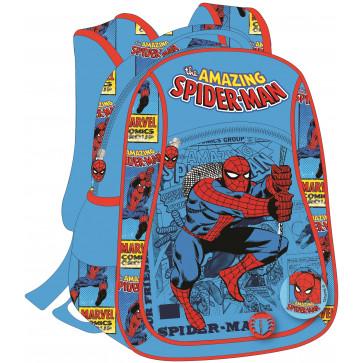 Ghiozdan, clasa 0, bleu, PIGNA Spiderman