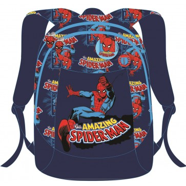 Ghiozdan, clasa 0, albastru, PIGNA Spiderman