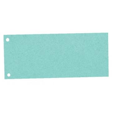 Sparatoare din carton, cu 2 perforatii, 100 buc.set, A4, albastru, Esselte