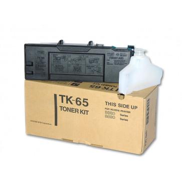 Toner, black, 20.000 pagini, KYOCERA TK-65