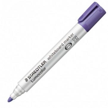 Marker pentru tabla, 2mm, violet, STAEDTLER Lumocolor 351