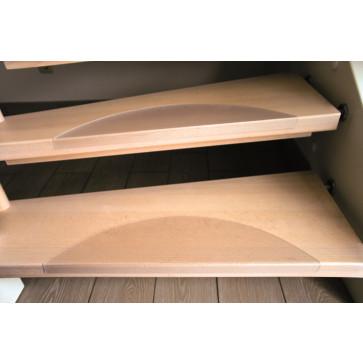Protectie scari, 56 x 17cm, semicercular, RS OFFICE