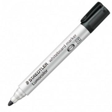 Marker pentru tabla, 2mm, negru, STAEDTLER Lumocolor 351